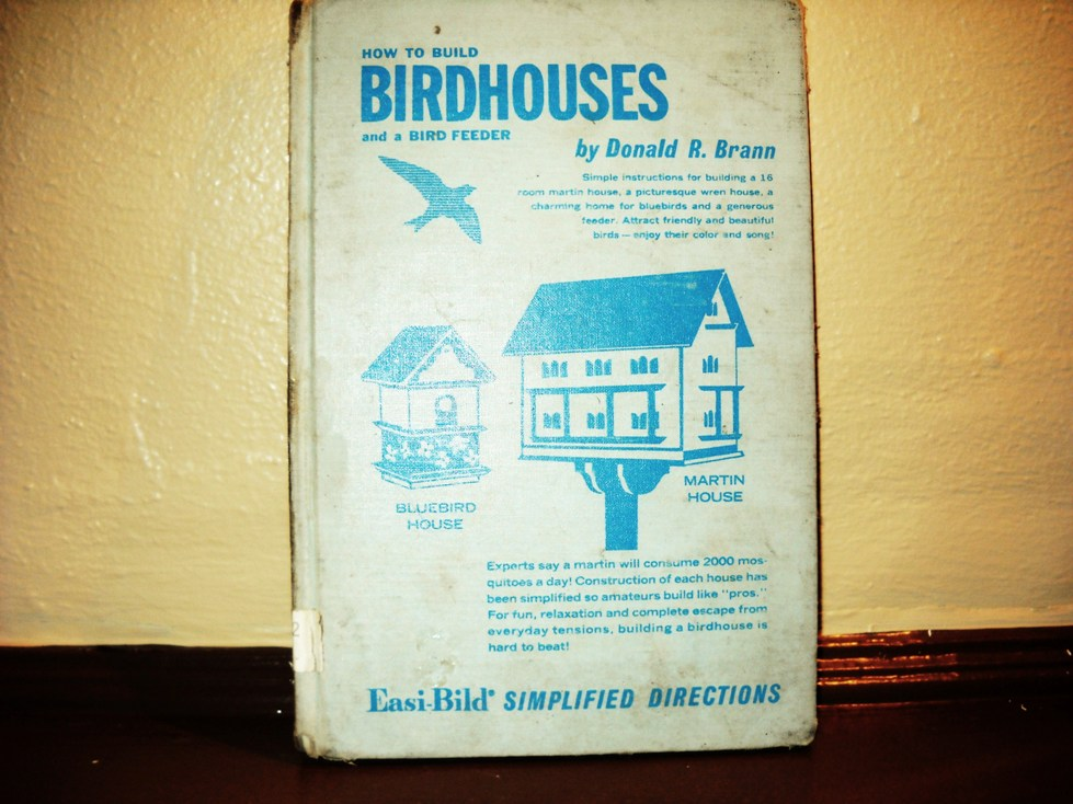 Image for How To Build Birdhouses and A Bird Feeder