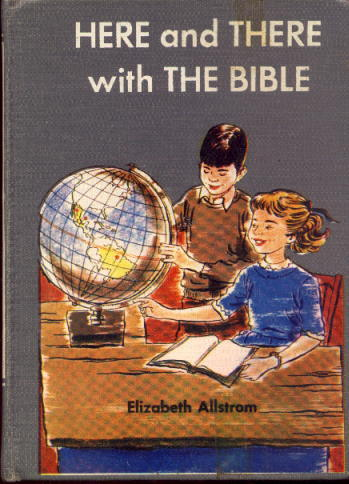 Image for Here And There With The Bible