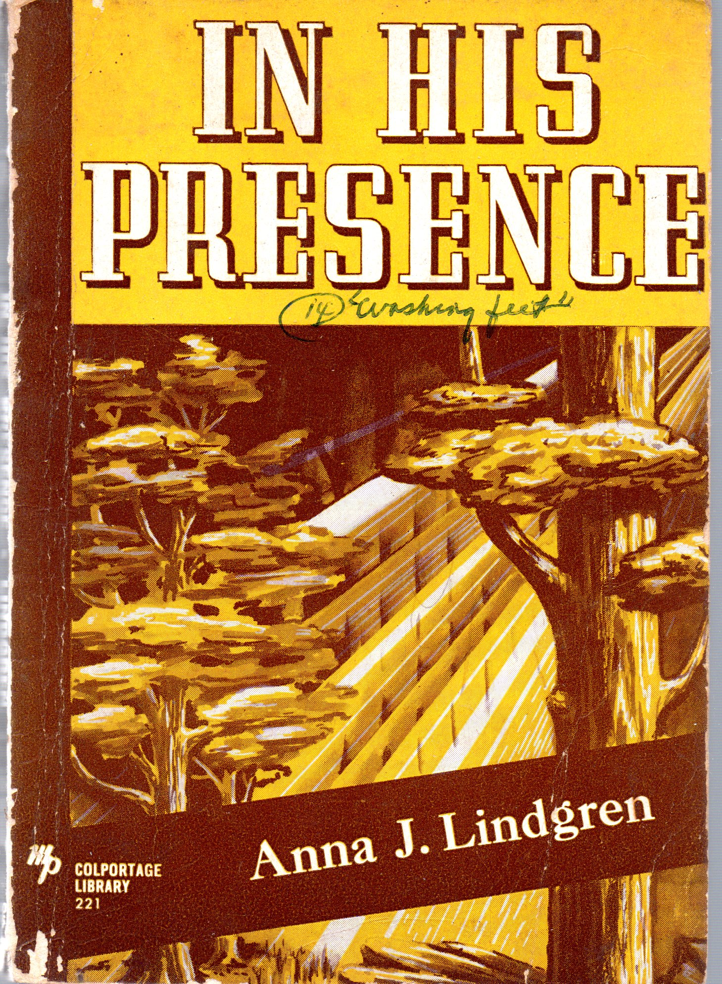 Image for In His Presence