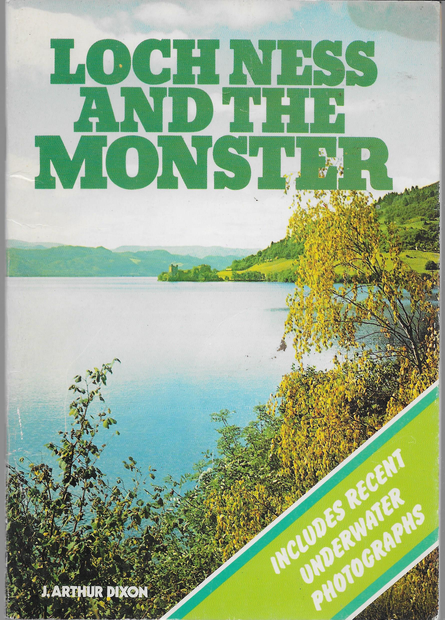 Image for Loch Ness And The Monster