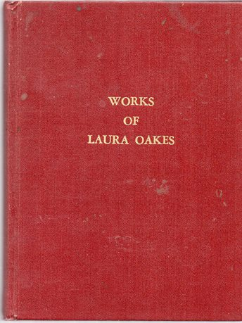 Image for A Partial Collection of The Works of Laura Jean Thisborger Oakes of New Orleans, Louisana