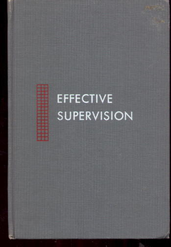 Image for Effective Supervision
