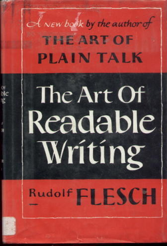 Image for The Art of Readable Writing