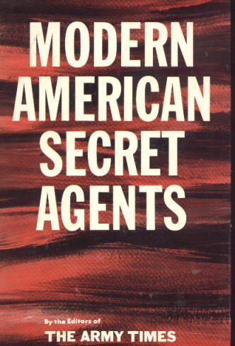 Image for Modern American Secret Agents