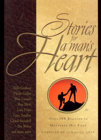 Image for Stories For A Man's Heart