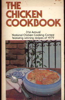 Image for The Chicken Cookbook (31st Annual National Chicken Cooking Contest)