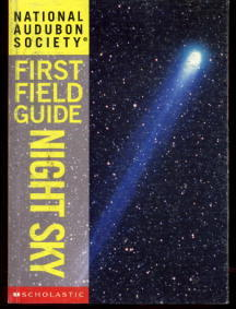 Image for National Audubon Society First Field Guide Night Sky