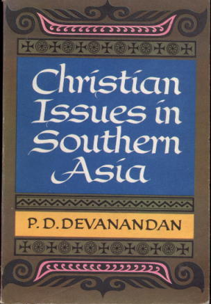 Image for Christian Issues In Southern Asia