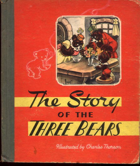 Image for The Story of The Three Bears