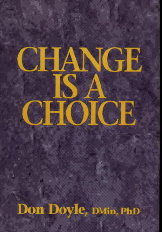 Image for Change Is A Choice