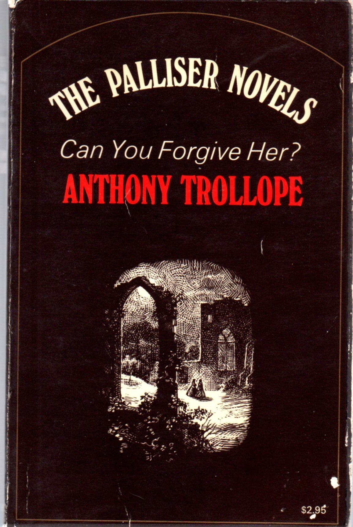 Image for The Palliser Novels: Can You Forgive Her?
