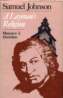 Image for Samuel Johnson: A Layman's Religion