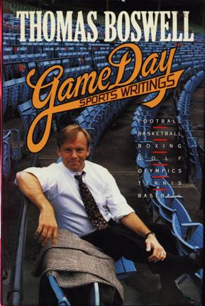 Image for Game Day: Sports Writings 1970-1990