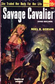 Image for Savage Cavalier