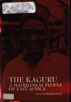 Image for The Kaguru: A Matrilineal People of East Africa