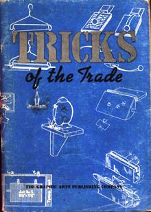 Image for Tricks of the Trade