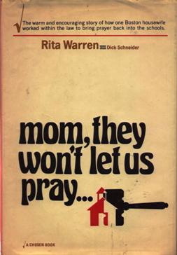 Image for Mom, They Won't Let Us Pray