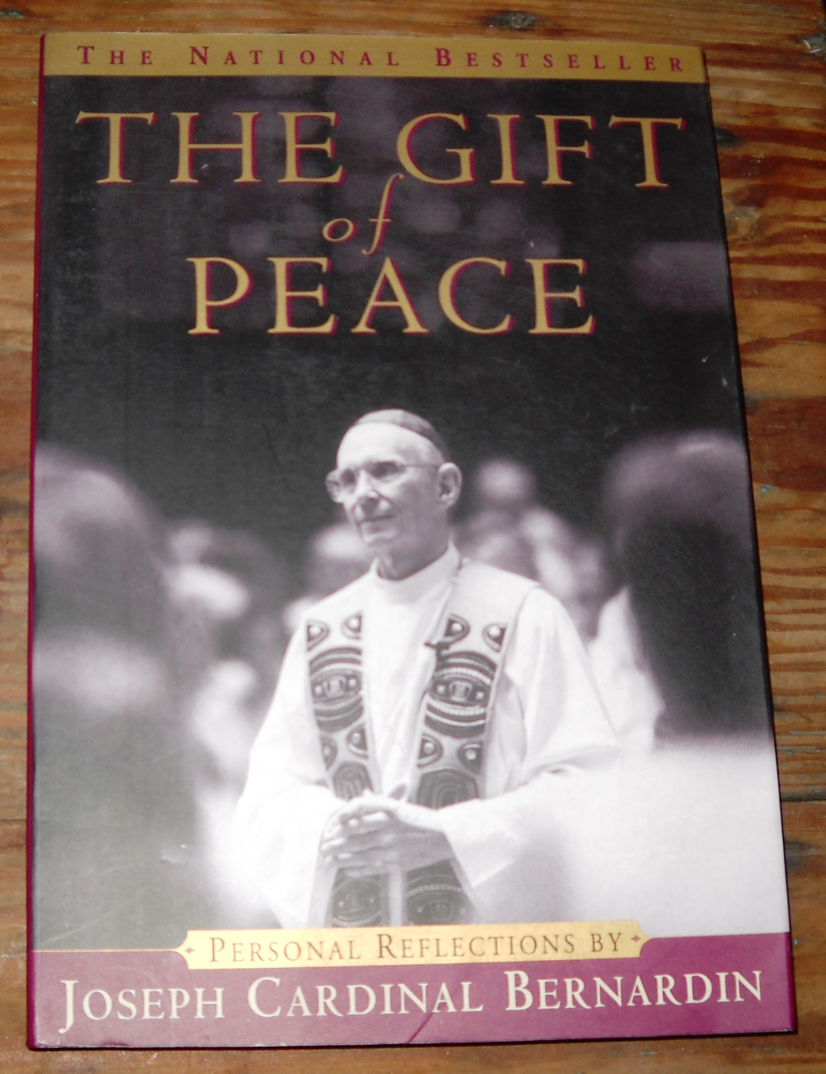 Image for The Gift Of Peace