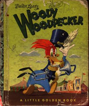 Image for Woody Woodpecker Joins the Circus