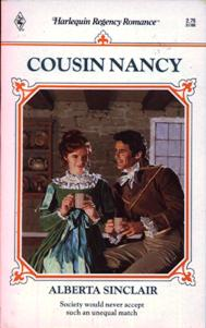 Image for Cousin Nancy