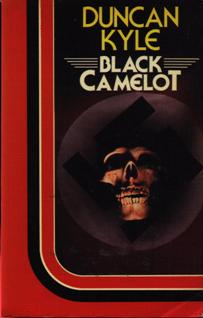 Image for Black Camelot - Large Print Edition